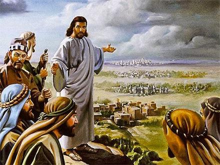 Resultado de imagen para En aquel tiempo, se puso Jesús a recriminar a las ciudades donde había hecho casi todos sus milagros