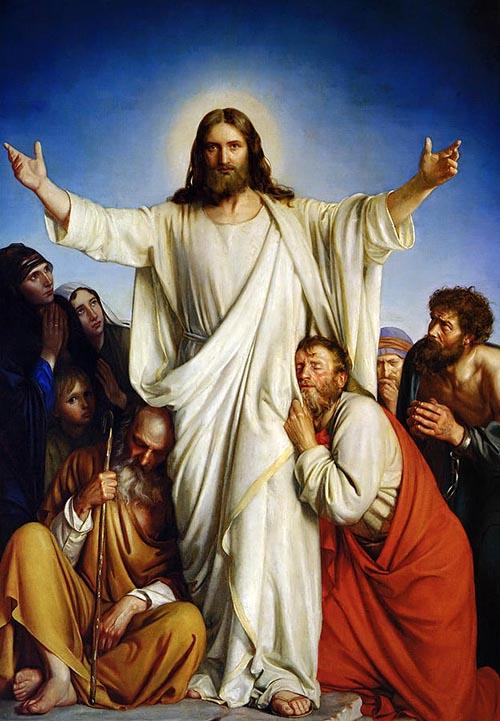 Muchos profetas y reyes quisieron ver lo que ustedes ven y no lo ...